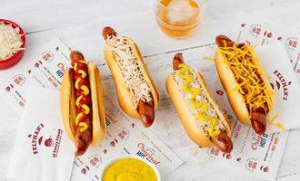Feltmans of coney island hotdogs