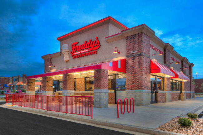 Private equity firm Thompson Street Capital Partners (TSCP) has acquired Freddy's Frozen Custard & Steakburgers
