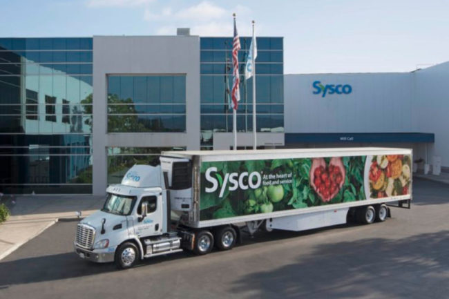 Sysco smaller