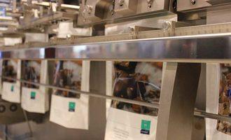 Packaging matrix packaging machinery