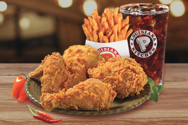 Popeyes Meals