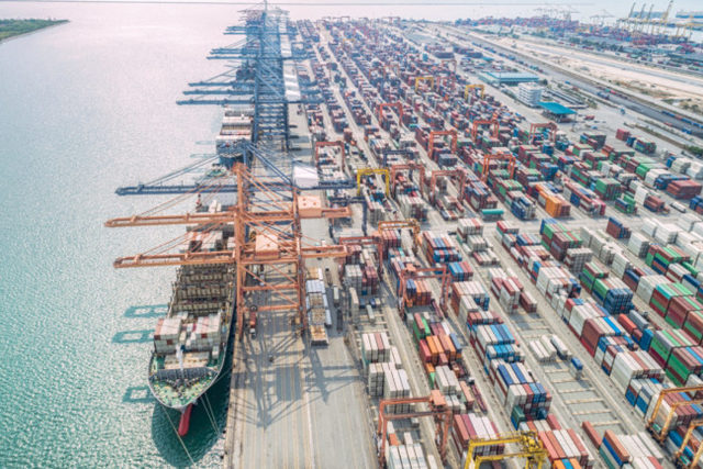 Portcongestion lead