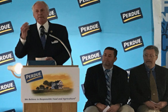 Perdue Dillion expansion