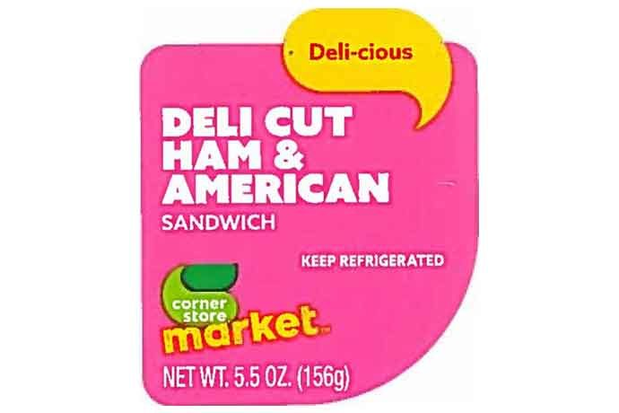 based Great American Marketing Co. launched a recall of ready-to-eat sandwiches, wraps and salads