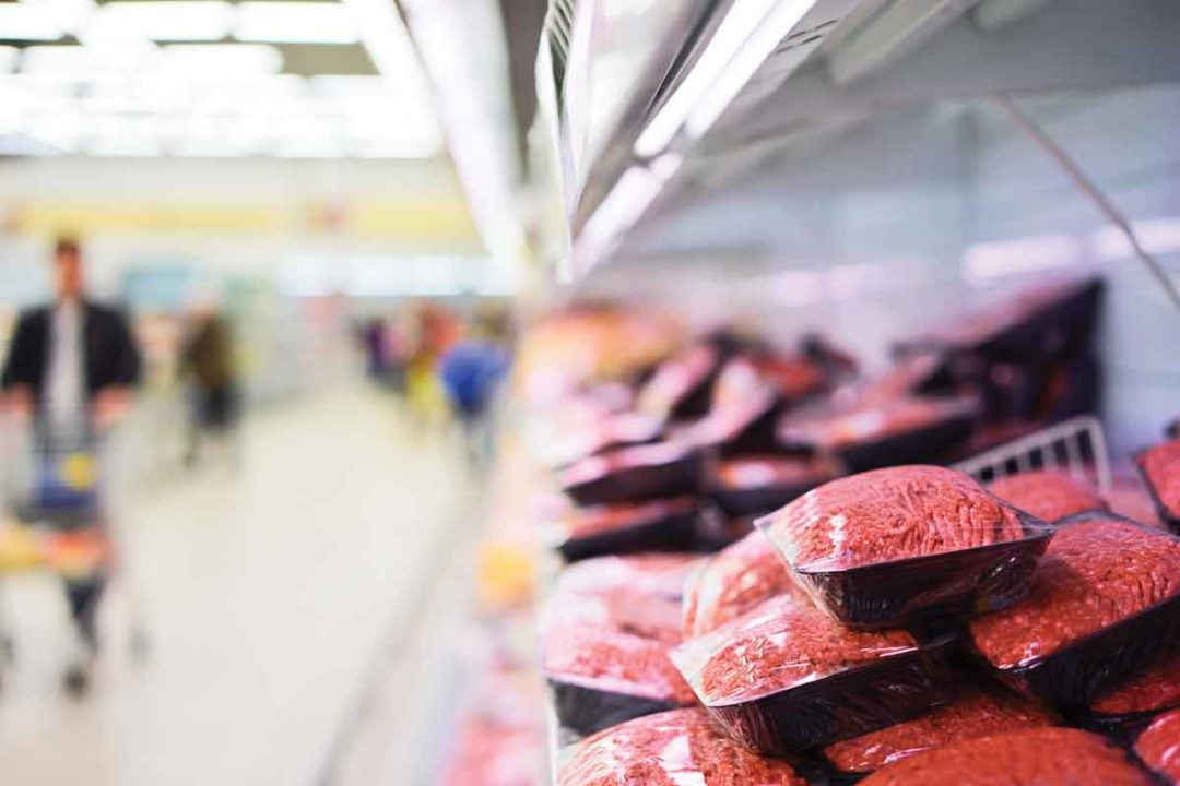 Ground beef packaging reflects consumer demands and the technology needed to meet them.