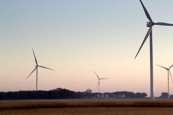 Hormel Wind energy