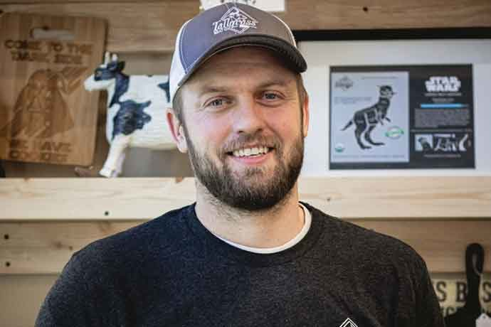 Casey Weber, Tallgrass Meat Co.