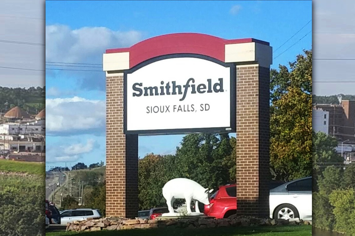 CDC discloses observations from Smithfield plant visit   10 10 ...