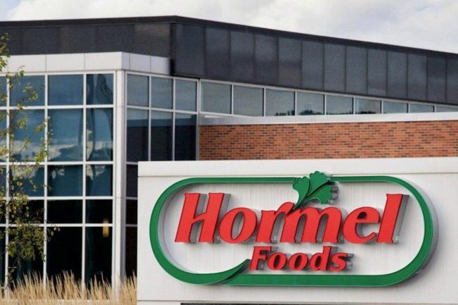 Hormel sign