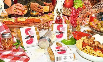 Ingredients seemore sausages