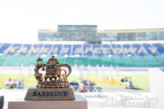 American Royal Barbecue trophy; World Series of Barbecue returns to the Kansas Speedway