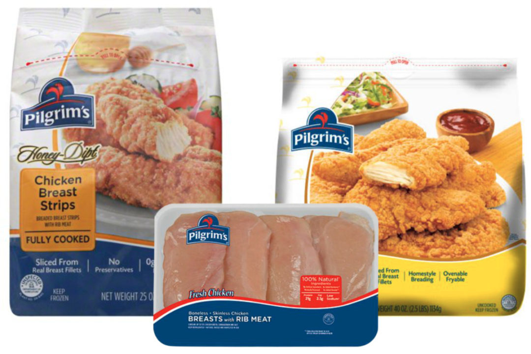 Pilgrim's Pride chicken products