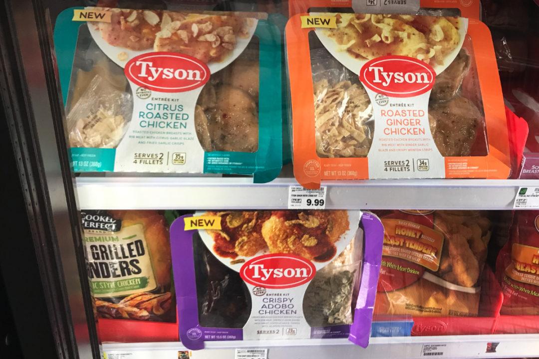 Tyson Earnings 1