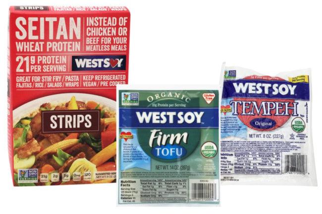 West Soy tofu