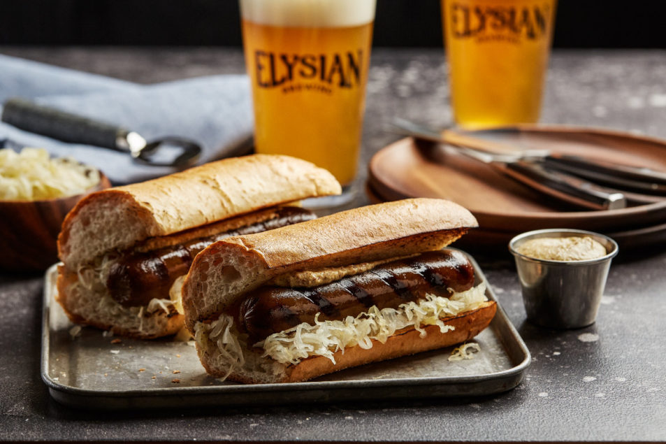Maple Leaf Partners With Elysian Brewing On Plant Based