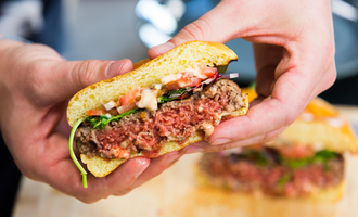 Impossible burger lead