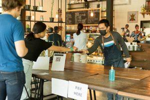 Reopenedrestaurant smaller