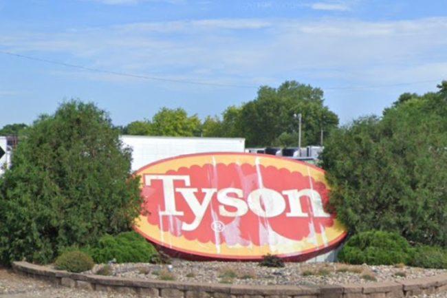 Tyson Foods Storm lake