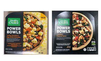 Healthy choice bowl recall conagra