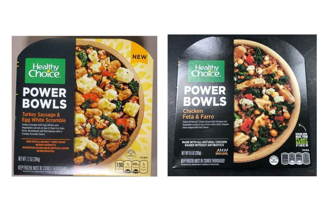 Conagra Brands Expands Recall Of Healthy Choice Bowl Products 2020 05 26 Meat Poultry
