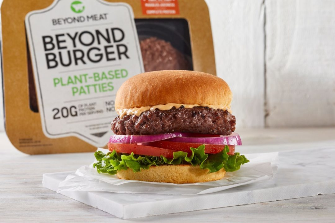 MP Beyond Meat