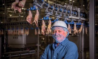 Ops exec shafer poultry lines