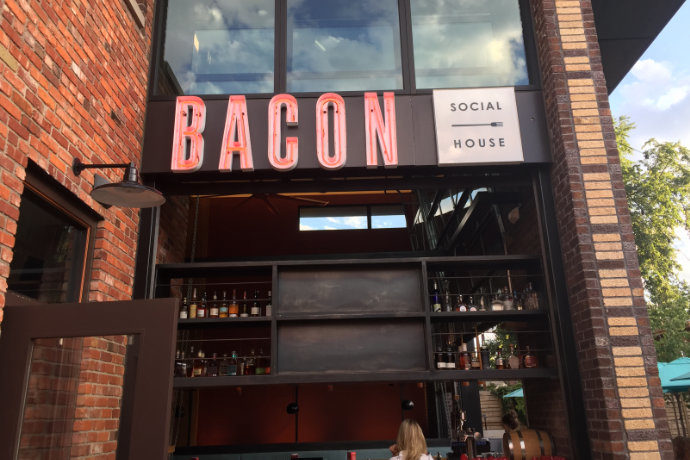 Bacon Social House small