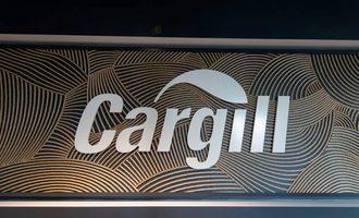 Cargill sign smaller