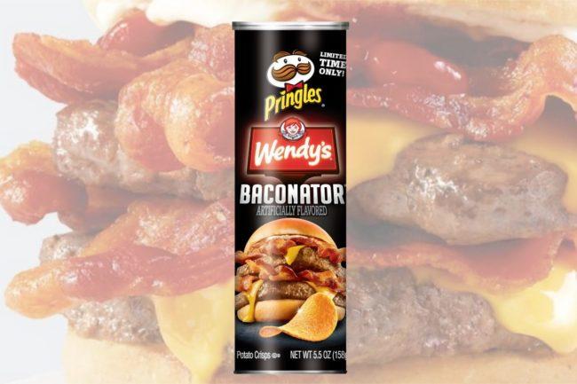 Bacon Pringles