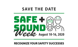 Safe and sound week smaller
