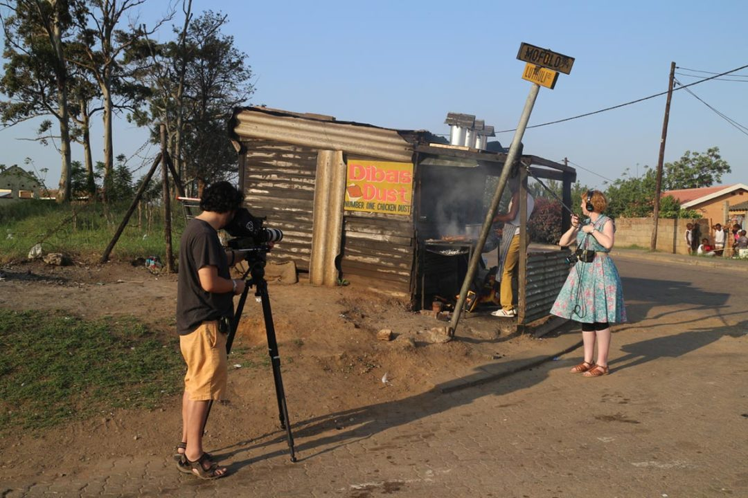 """Matthew Salleh and Rose Tucker traveled to 12 countries, including South Africa, in around 200 days to film their documentary """"Barbecue."""""""