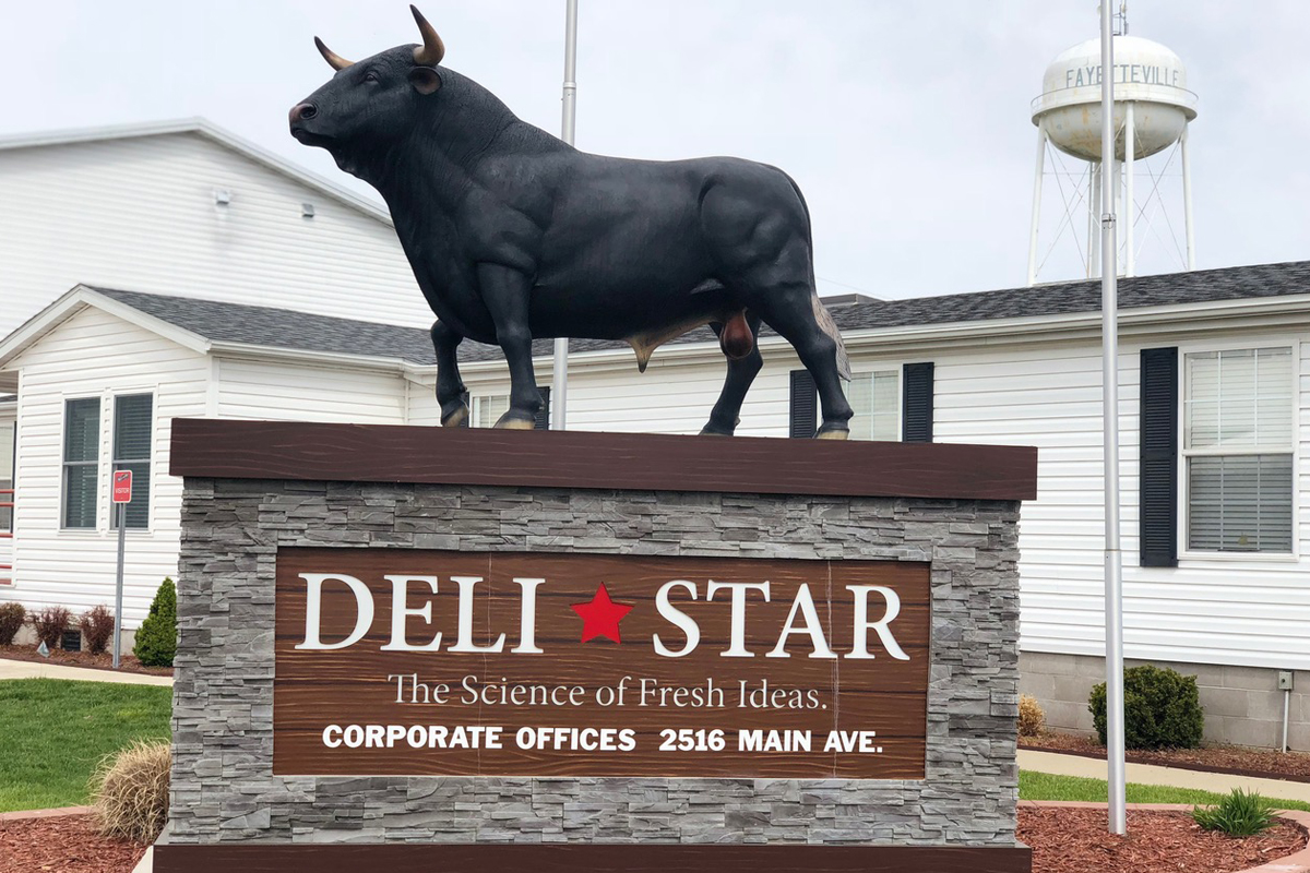 Deli Star Sign