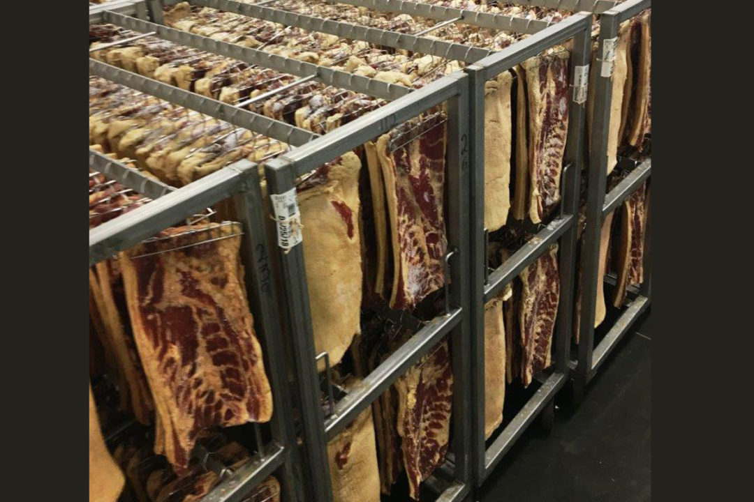John F. Martin expands its bacon world with co-pack and private label.