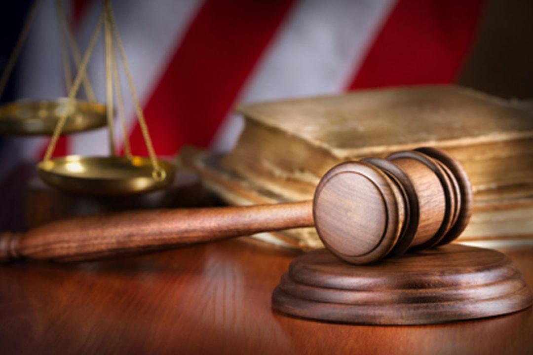 court gavel large