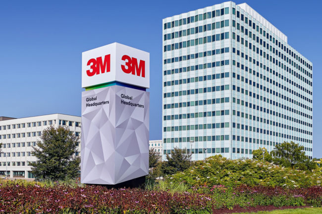 USDA FSIS has awarded 3M the contract for pathogen detection instruments.