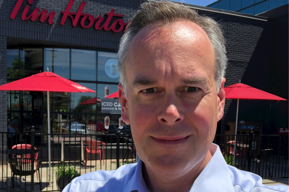 Duncan Fulton has been named chief corporate officer at Restaurant Brands International Inc.