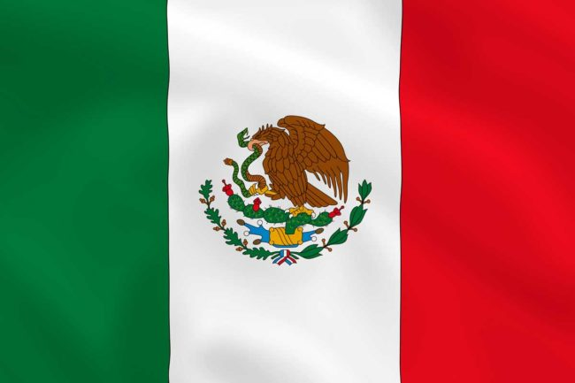 Mexico's president, Enrique Peña Nieto, signed a decree placing import tariffs on US steel and agricultural products.