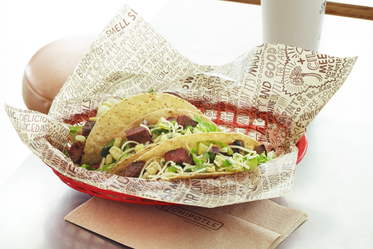 Chipotle reopens