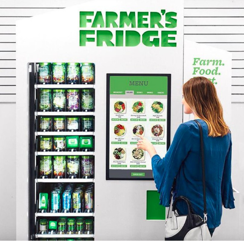 Farmers Fridge