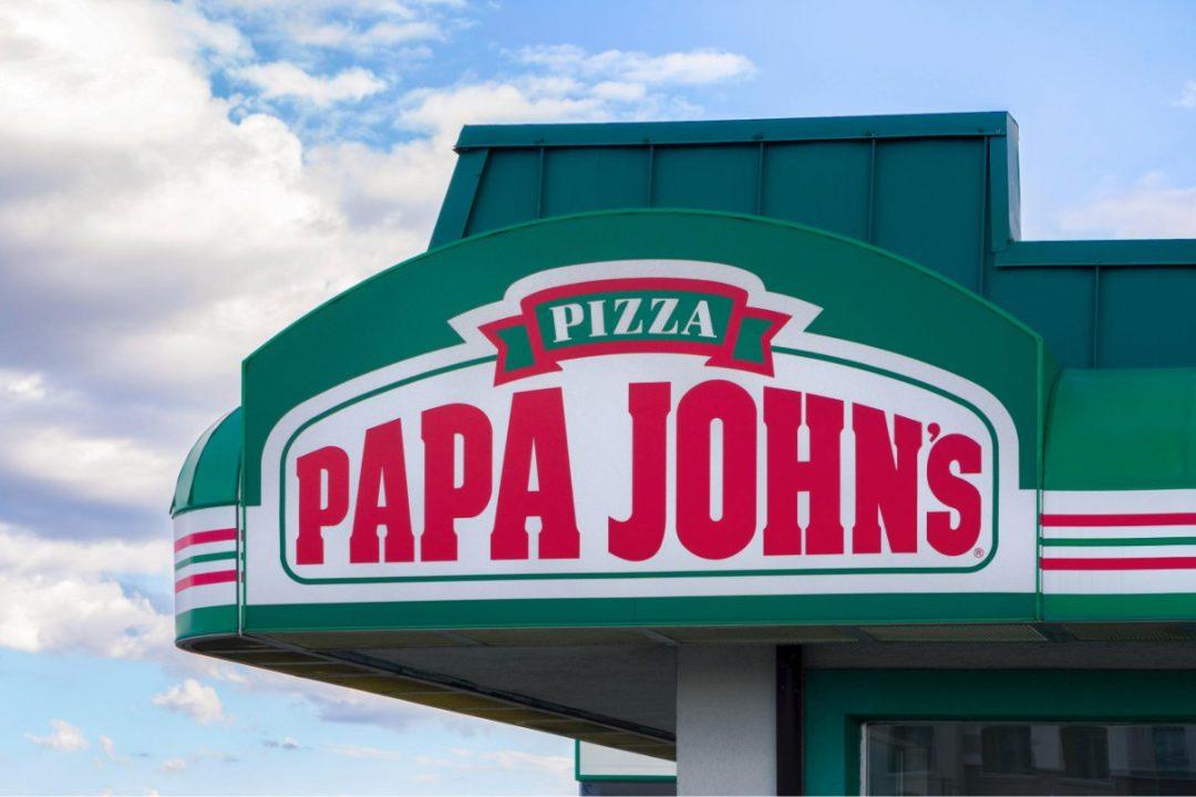 Papa Johns small