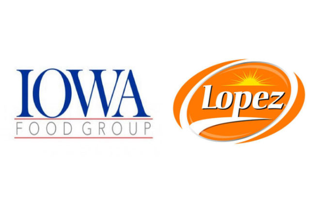 Iowa Food Group Lopez Foods