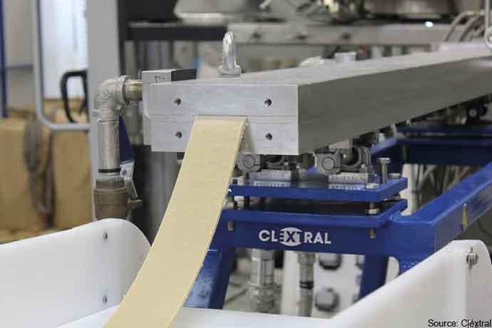 La tecnología de extrusión ayuda en la producción de análogos de carne.