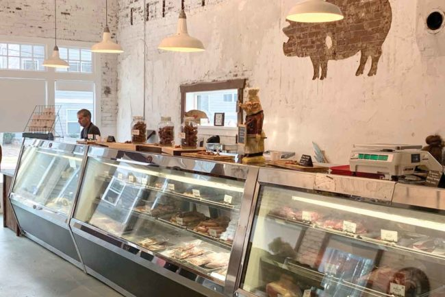 Chop Shop practices whole-animal butchery and features many food items besides meats.