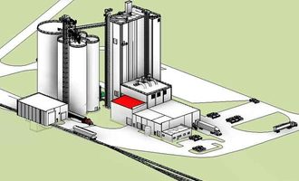 House of raeford feed mill rendering
