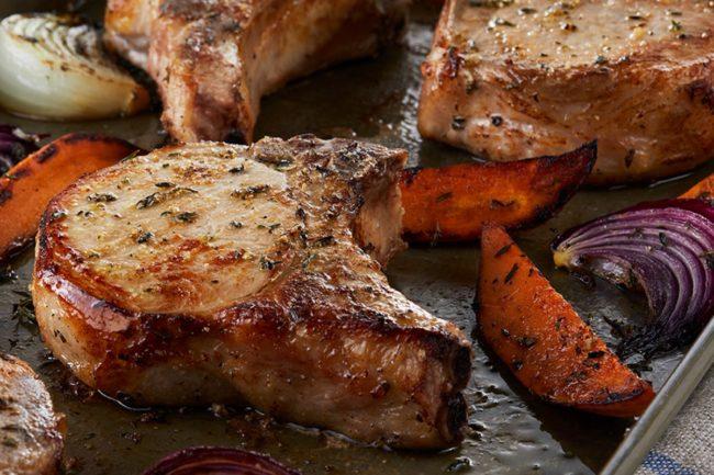 Tyson Foods pork