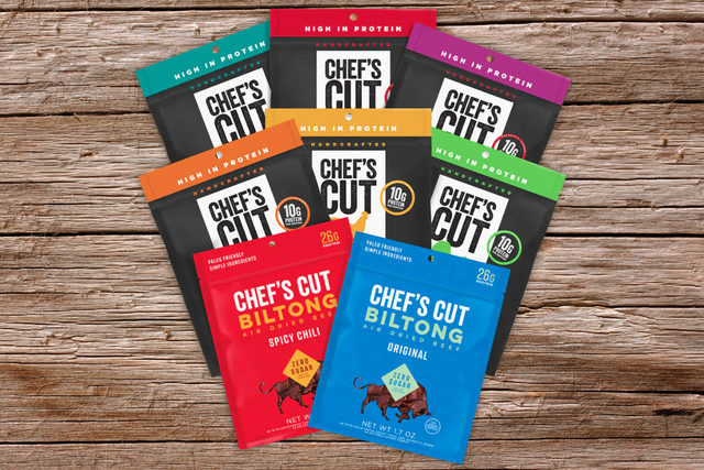 Chef's Cut jerky