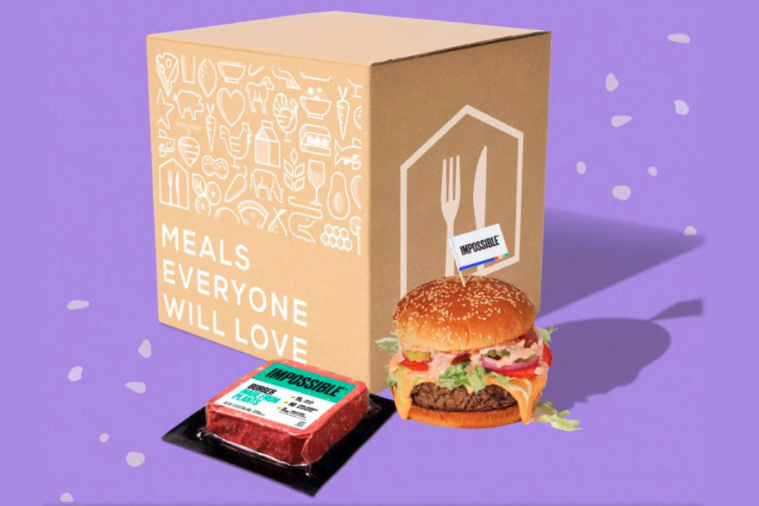 Home Chef_Impossible Foods