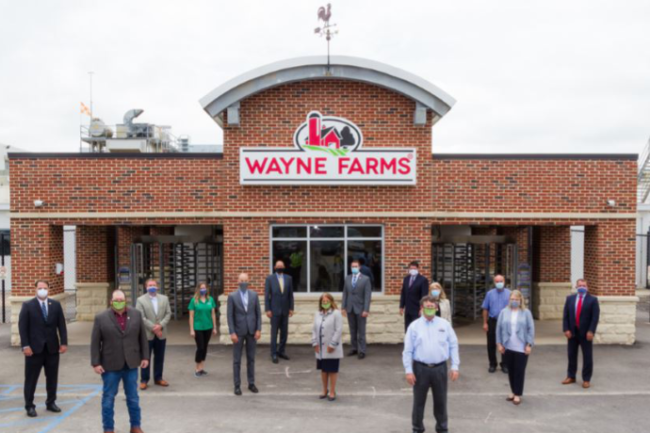 Wayne Farms program