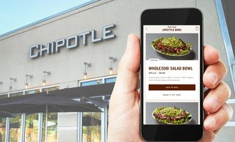 Chipotledigitalorder smallest