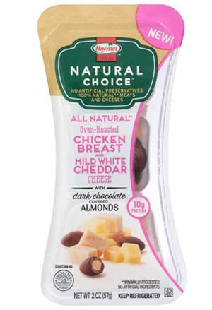 Hormel Foods Natural Choice snack pack